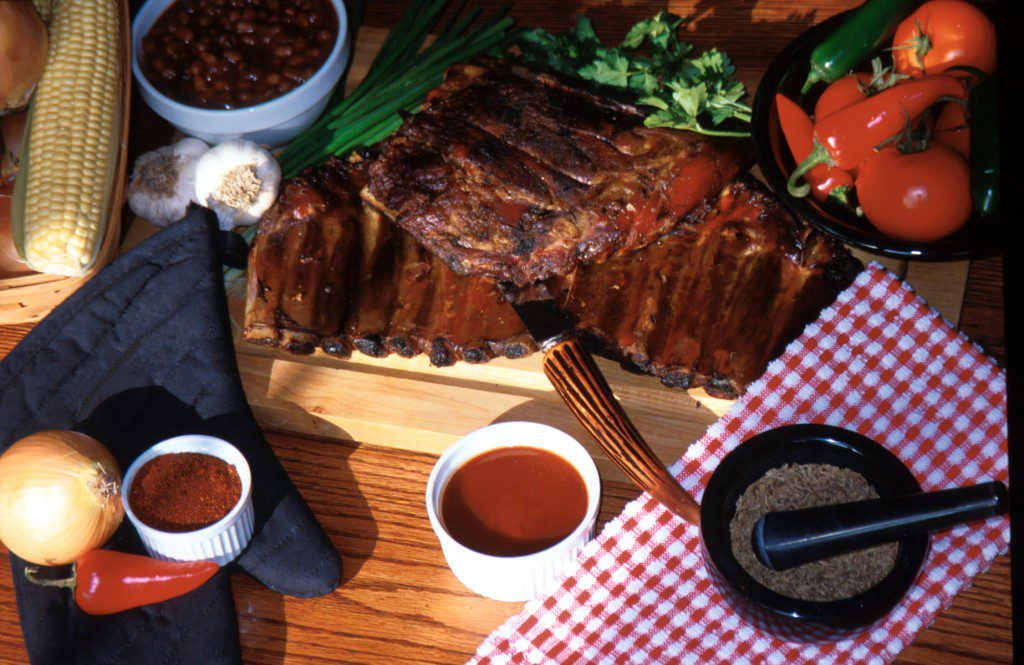 Kansas City's world-famous barbecue is available at more than 100 area restaurants. Photos courtesy Kansas City Convention & Visitors Association.