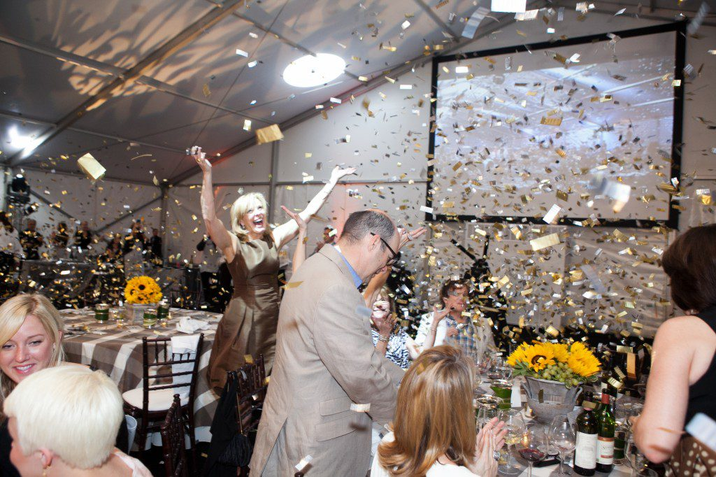 2012 Philbrook Wine Experience. Photo courtesy Philbrook Museum of Art.