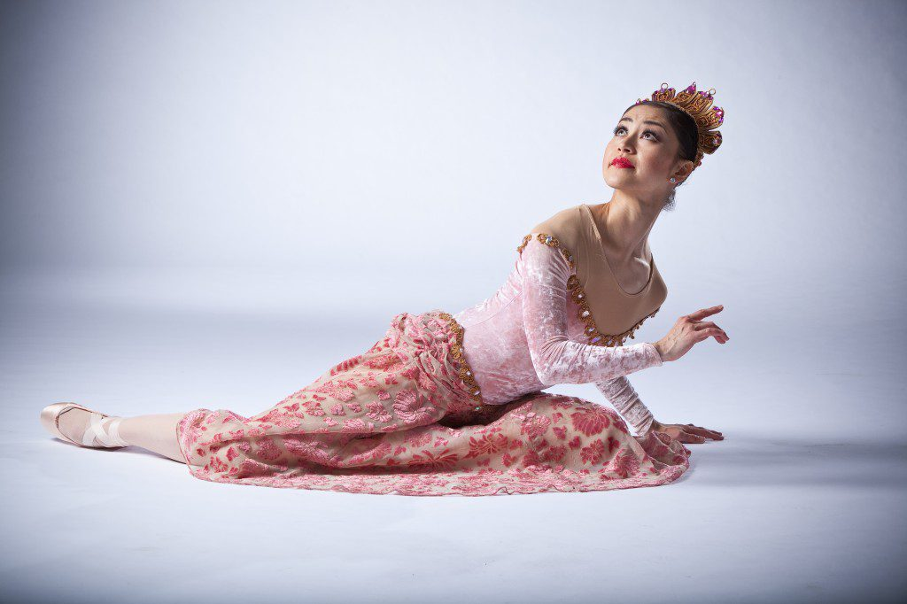 Photo by Simon Hurst, courtesy Oklahoma City Ballet.
