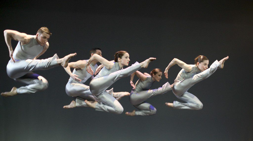 Photo by Basil Childers, courtesy Rioult Dance New York.