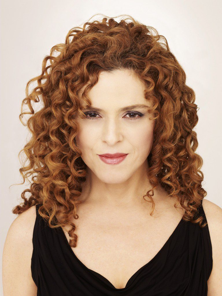 Bernadette Peters. Photo by Andrew Eccles, courtesy Zach Theatre.