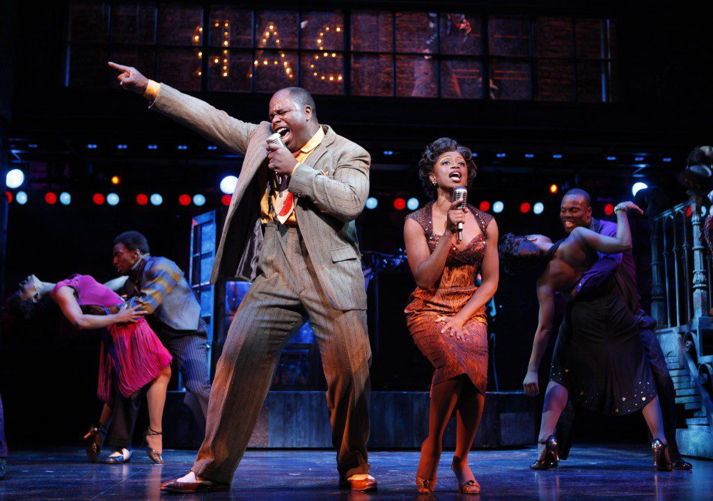 """Memphis: The Musical."" Photo by Joan Marcus."