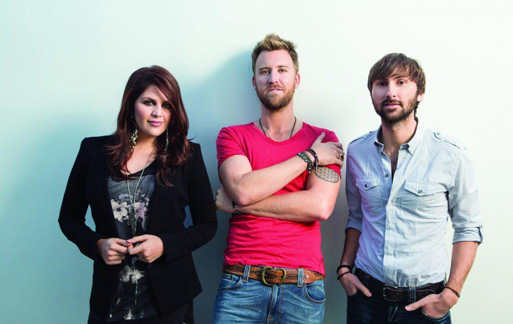 Lady Antebellum headlines OKC Fest this weekend in downtown Oklahoma City. Photo by Joseph Llanes.