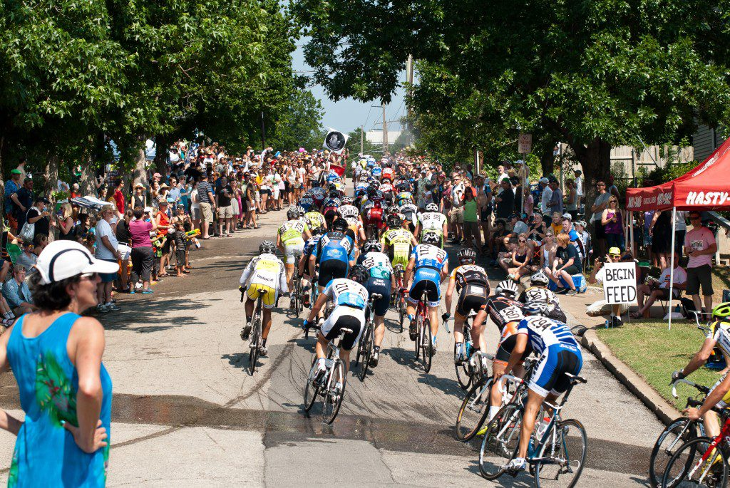 Photo by Philip Wilkerson, courtesy Tulsa Tough.