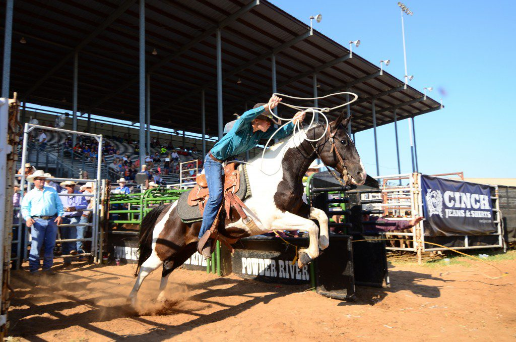 International Finals Youth Rodeo draws competitors from all over the world to Shawnee. Courtesy IFYR.