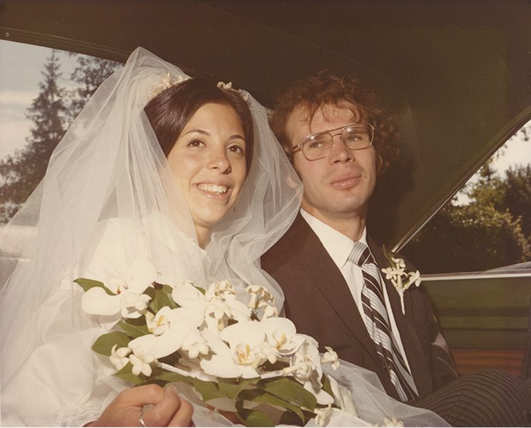 Faith and Danny Boudreau met when they were both 23 years old and students at Rutgers University.