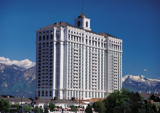 The Grand American Hotel is primed to offer the best of Salt Lake City.  Photo courtesy Grand American Hotel.