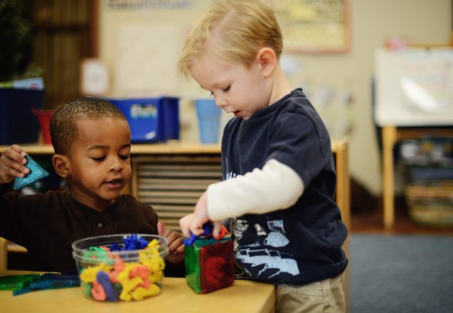 Tulsa Educare has created a place in the community by working with children and parents to ensure that students receive support both at school and at home.