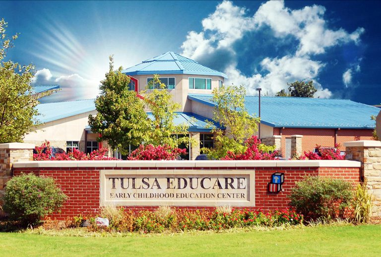 Tulsa's first Educare site was built adjacent to Kendall-Whittier elementary school in 2006.