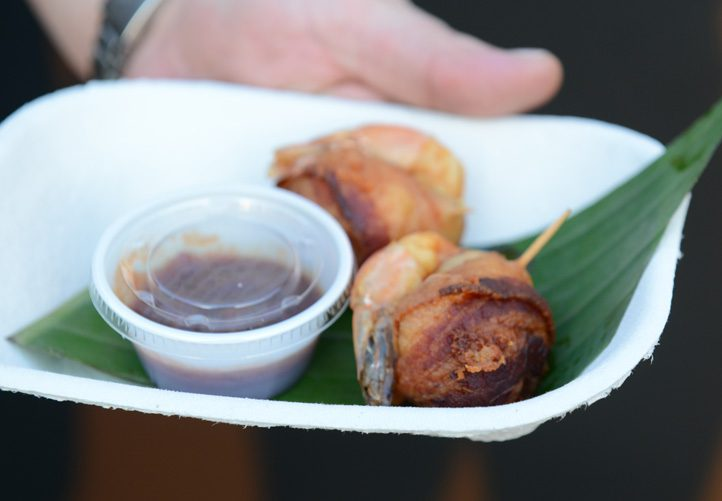 Bacon bombs are the bomb at Masa food truck. Photo by Natalie Green.