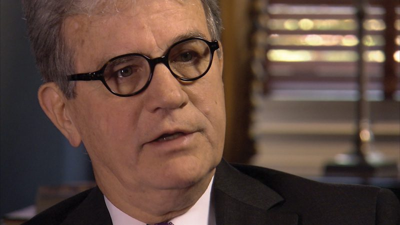 Former Sen. Tom Coburn served in the United States House of Representatives from 1995-2001, and in the U.S. Senate from 2005 to January 2015.  Photo courtesy CBS.