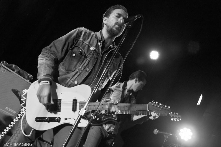 JD McPherson's latest album, Let The Good Times Roll, is attracting international attention. Photo by Sarah Hess.
