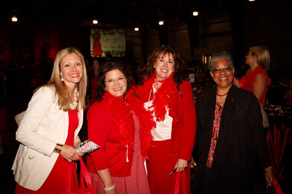 Photo courtesy Go Red For Women.