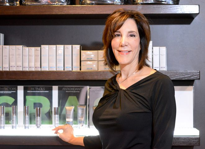 Judy Alexander of Skin Care Institute medical & Wellness Spa, Best Medical Spa. Photo by Natalie Green.