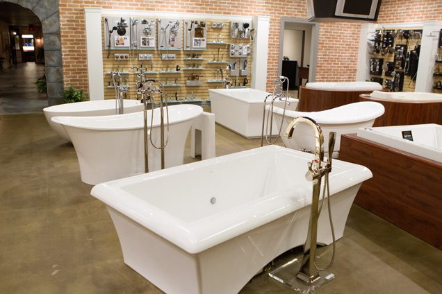 Morrison Supply Company, Best Bathroom Fixtures Photo by Brent Fuchs.