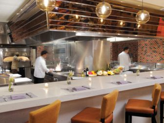 Carillon serves award-wining cuisine that is both healthy and delicious.  Photos courtesy Carillon Hotel & Spa.