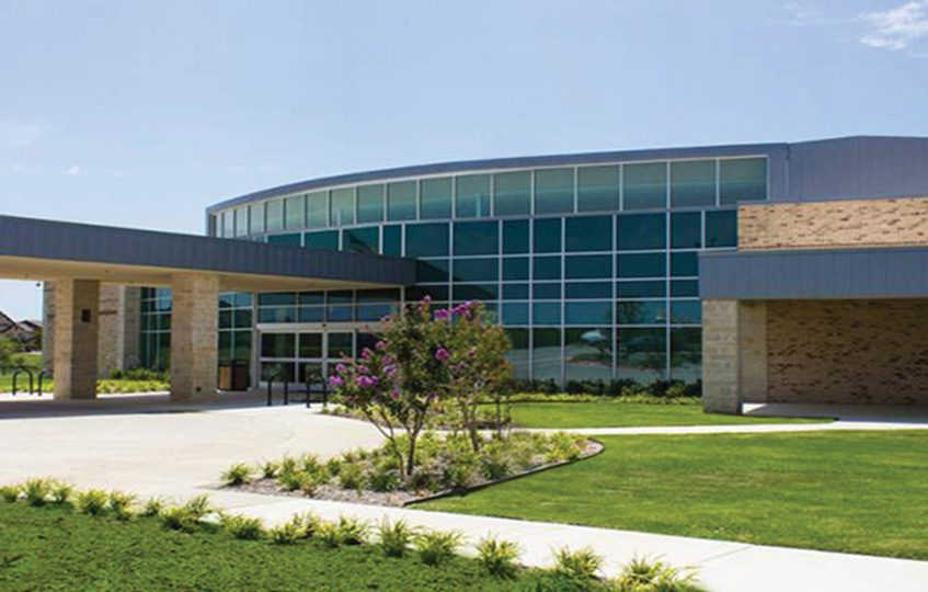 The Center for Orthopaedic Reconstruction and Excellence is located in Jenks. Photo courtesy CORE.