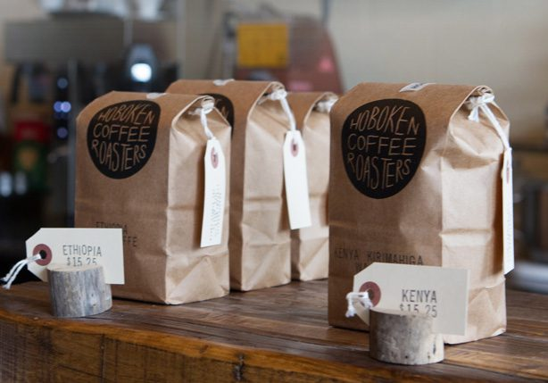 HOBOKEN Roasts their own beans in house. Photos by Brent Fuchs.