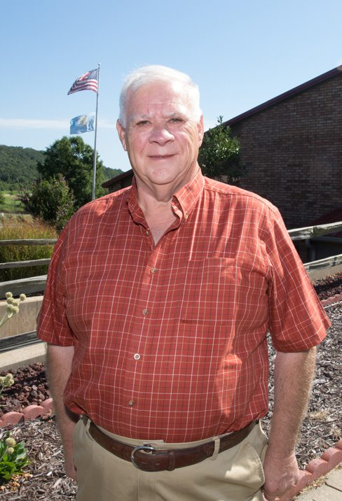 Dr. Jim Horne oversees the operations of the Kerr Center and has been a part of the operation for 43 years.