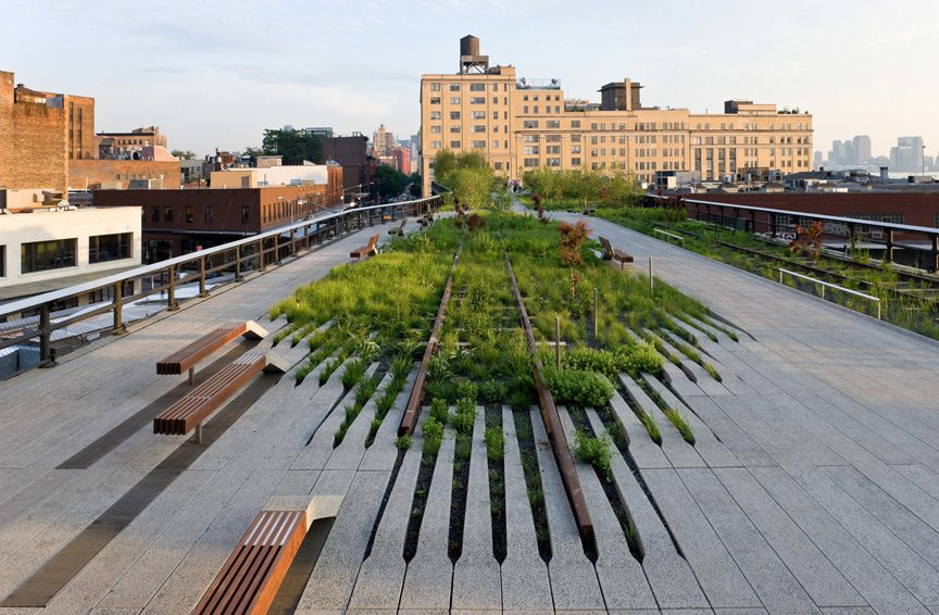 Photo courtesy Friends of the High Line.