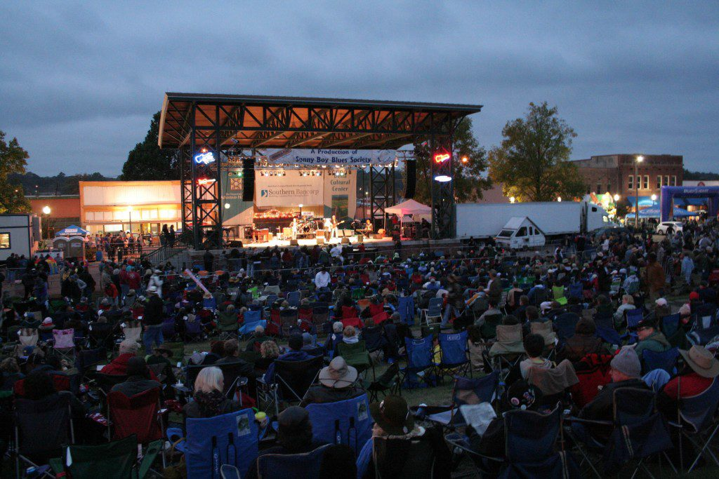 Photo courtesy King Biscuit Blues Festival.