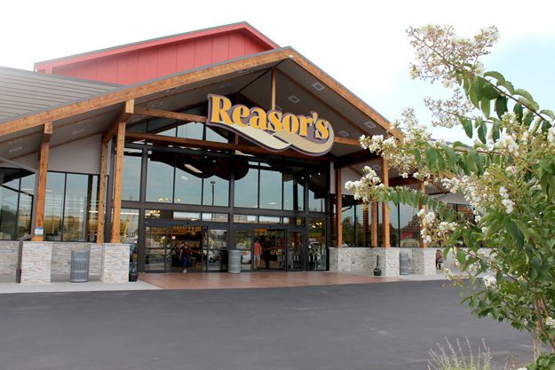 The newest look of Reasor's Foods: the grocery chain recently renovated the location at 41st and Peoria. Photos courtesy Reasor's Foods.