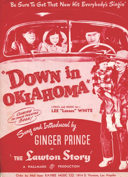 The Lawton Story debuted in Lawton and Fort Sill Theaters in April 1949.
