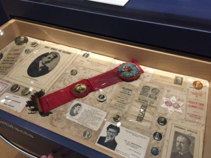 The Oklahoma Historical Society features more than 20,000 items from John Dunning's collection. Photos courtesy of the Oklahoma Historical Society.