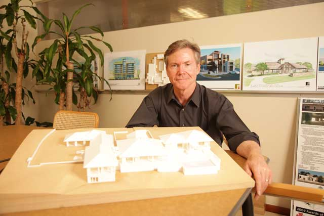 Brian Freese of Freese Architecture, Best residential architect (Tulsa). Photo by Marc Rains.