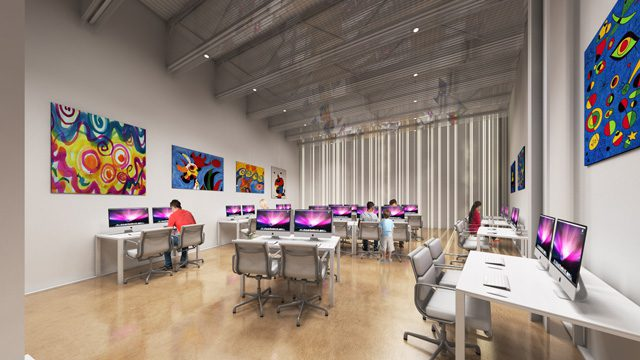 The media lab will assist the museum's mission of teaching and exploration.