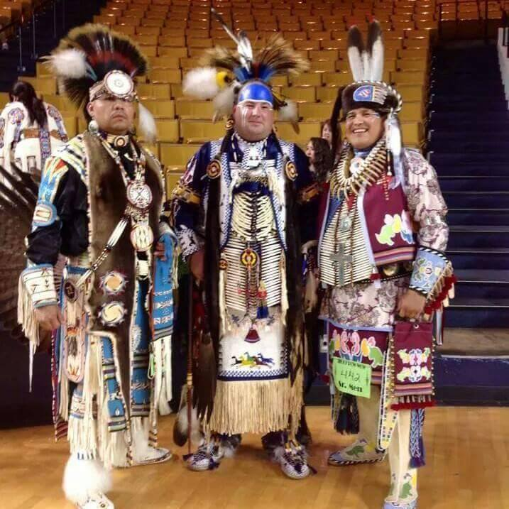 Photo courtesy Intertribal Indian Club of Tulsa.