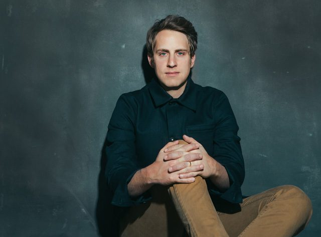 Photo of Ben Rector courtesy Brady Theater.