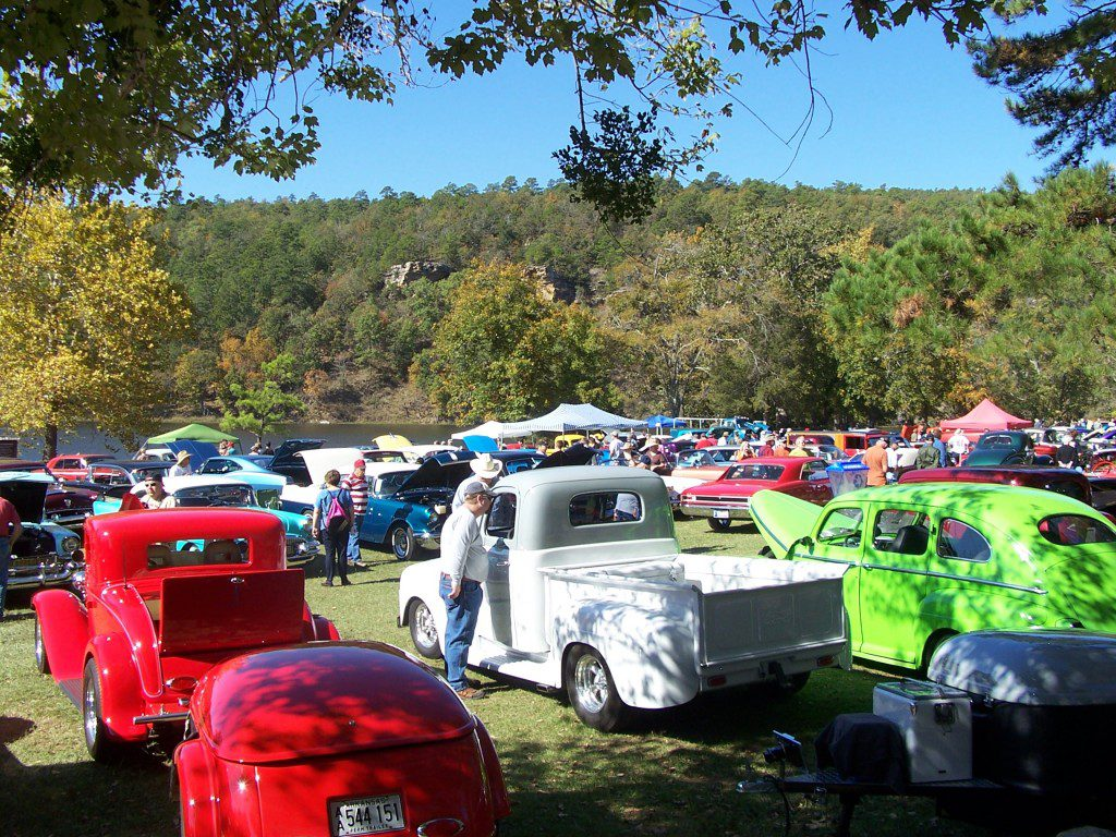 Photo courtesy Robbers Cave Fall Festival.