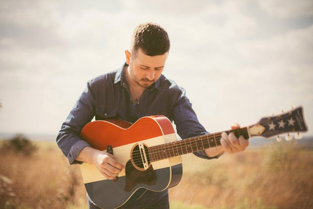 Weatherford-based musician Jared Deck has been getting national recognition for his album. Photo by Jared Deck.
