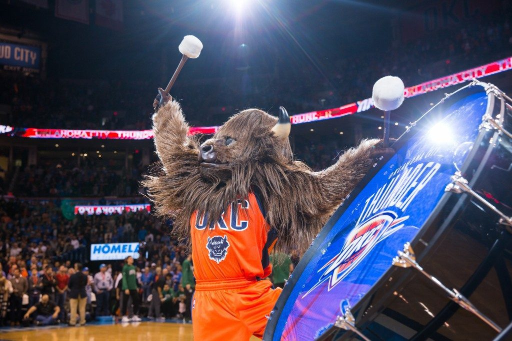 PHOTO COURTESY OKC THUNDER
