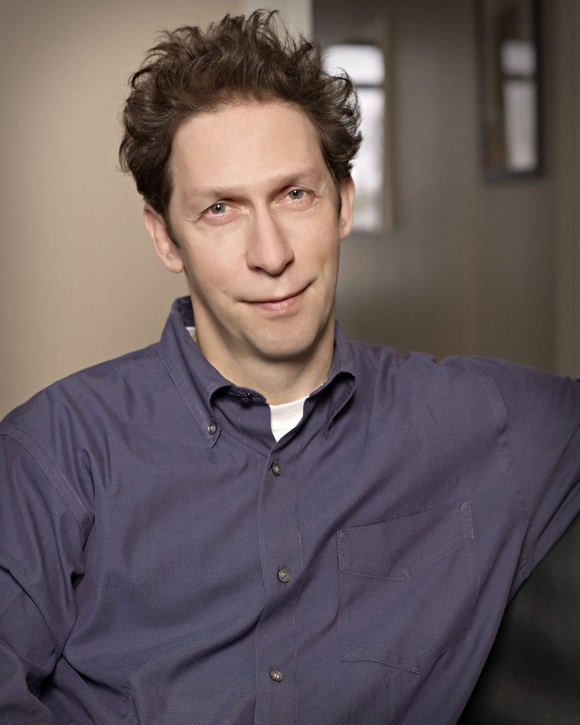 Actor, writer and director Tim Blake Nelson will be inducted into the Oklahoma Arts Institute Hall of fame this month. Photo by Andrew Parsons