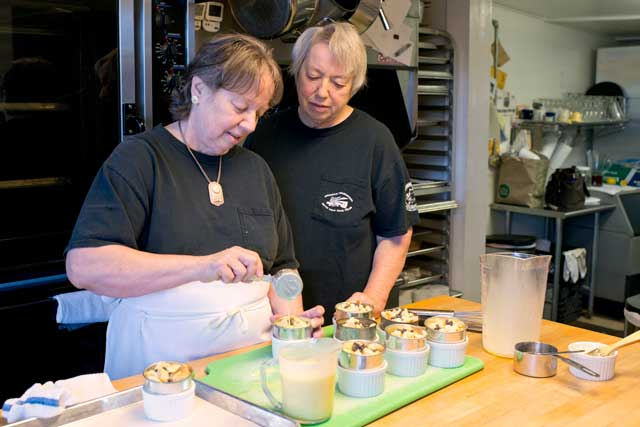 Sisters Susan and Sara opened DragonMoon in Tulsa eight years ago. Photos by Natalie Green.