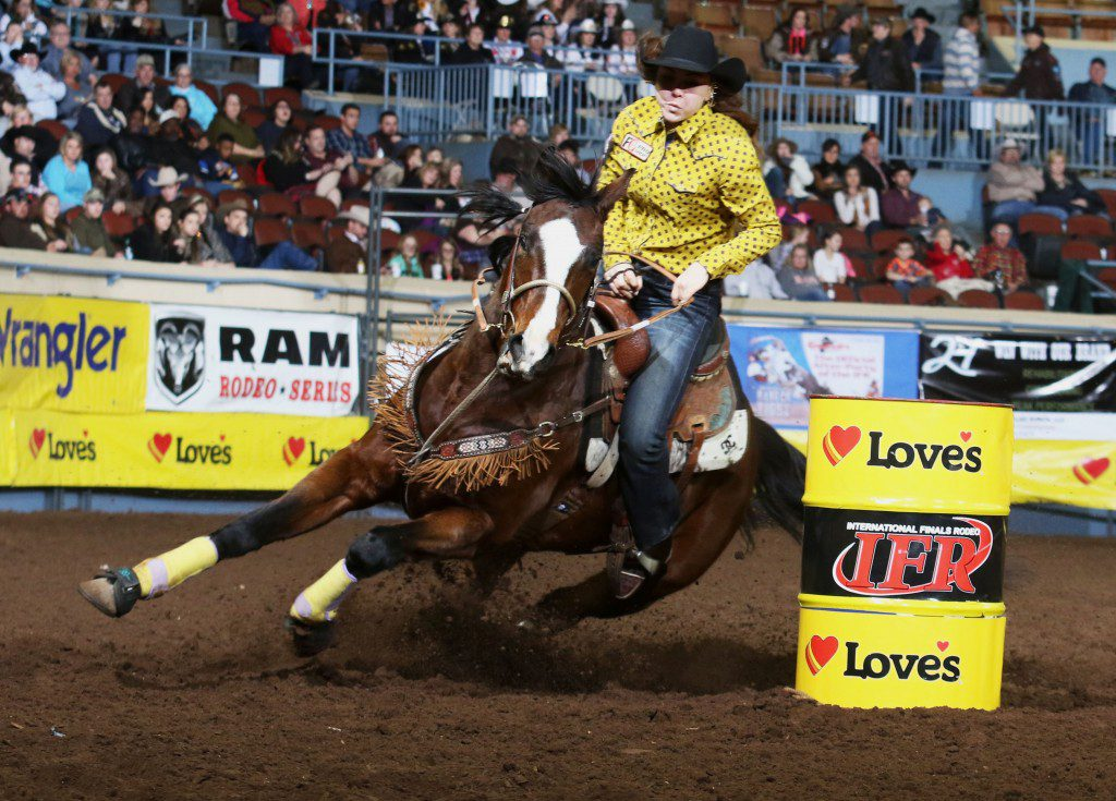 Photo courtesy International Finals Rodeo