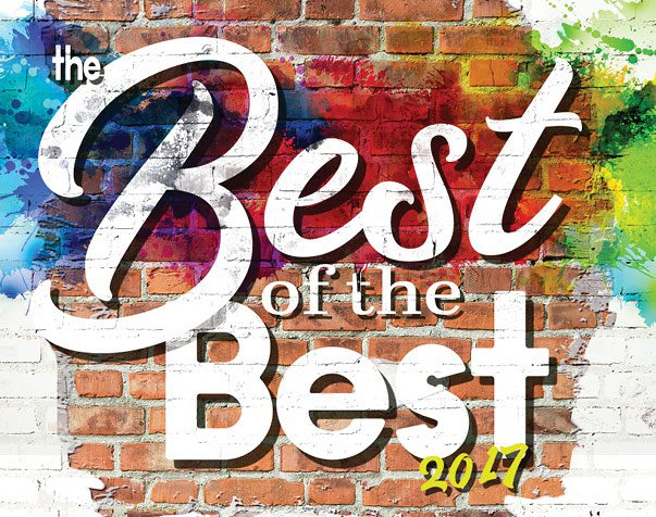 The Best of the Best 2017